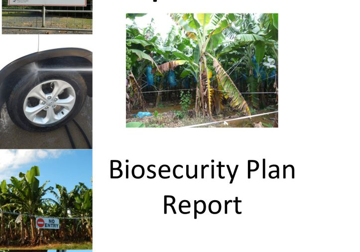 Biosecurity Planning Report