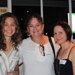 Katie Ferro, Lyndal Mackay and Katrina Cini.