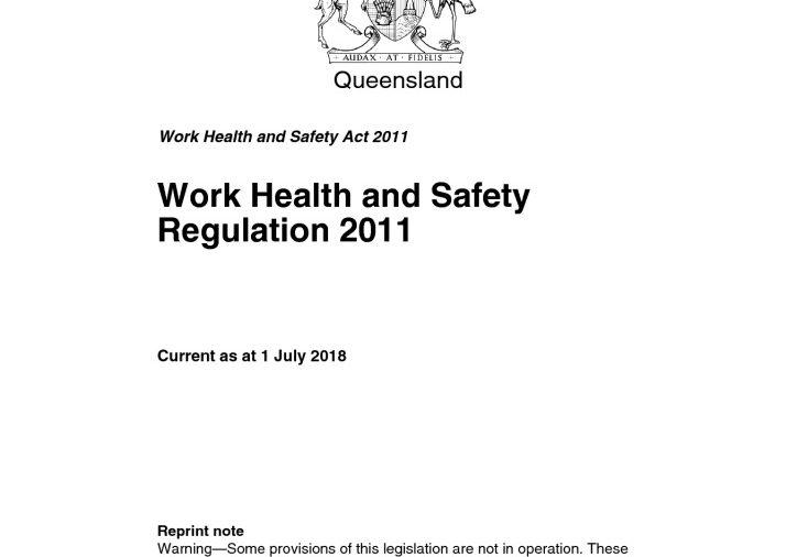 sl-2011-0240 WHS Regulation