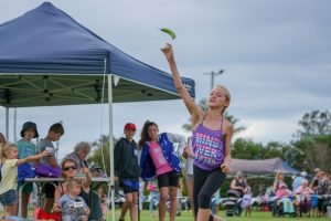 Banana Hurl - Photo by Helen Rushton