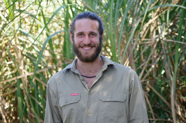 Wet Tropics MIP extension officer – and now Reef Champion - Will Darveniza.