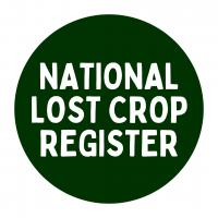 NATIONAL LOST CROP REGISTER