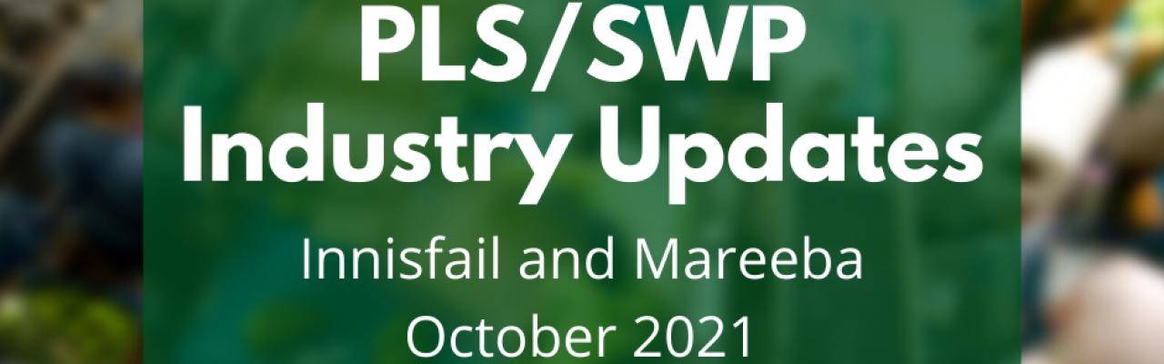 PLS SWP Industry Updates